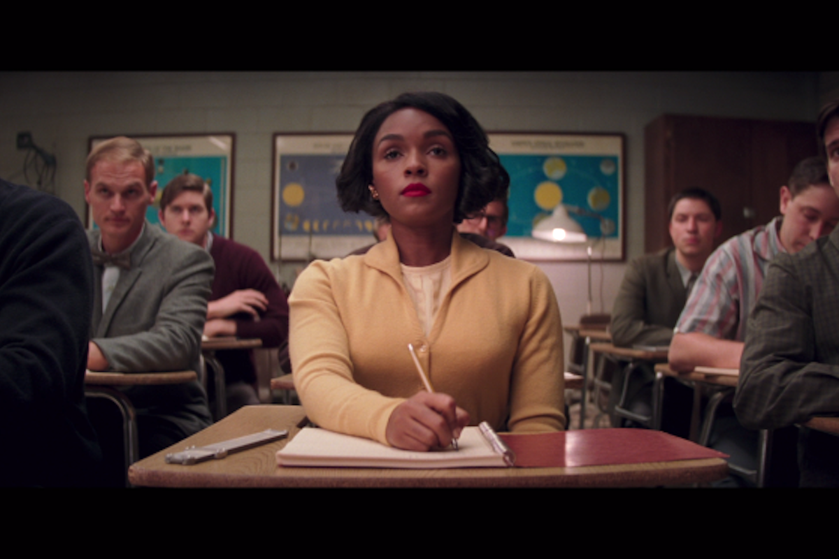 Hidden Figures, National Geographic, African American Cinema, African American Film, African American Movies, Black Film, Black Cinema, African American News, Katherine Johnson, Dorothy Vaughan, Mary Jackson, Taraji P. Henson, Octavia Spencer, Janelle Monáe, KOLUMN Magazine, KOLUMN, KINDR'D Magazine, KINDR'D