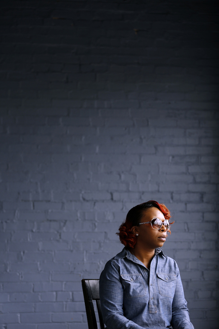 Lezley McSpadden, African American News, Lezley McSpadden, African American Activist, African American Politics, Local Politics, Ferguson MO, Ferguson, Michael Brown, Michael Brown's Mother, Michael Brown's Mom, KOLUMN Magazine, KOLUMN, KINDR'D Magazine, KINDR'D