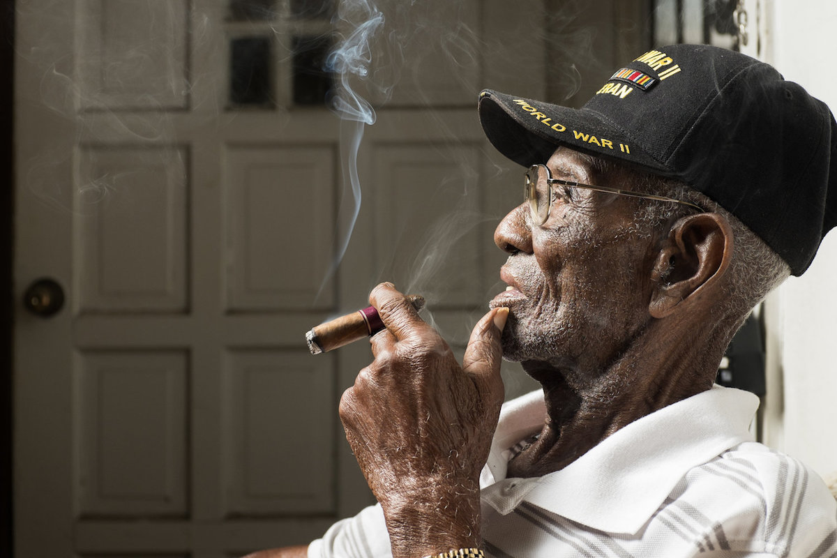 Richard Overton, African American Veteran, African American Military, African American History, Black History, Racism, Race, Race Relations, KINDR'D Magazine, KINDR'D, KOLUMN Magazine, KOLUMN, Willoughby Avenue