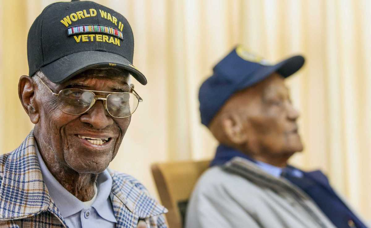 Richard Overton, African American Veteran, African American Military, African American History, Black History, Racism, Race, Race Relations, KINDR'D Magazine, KINDR'D, KOLUMN Magazine, KOLUMN