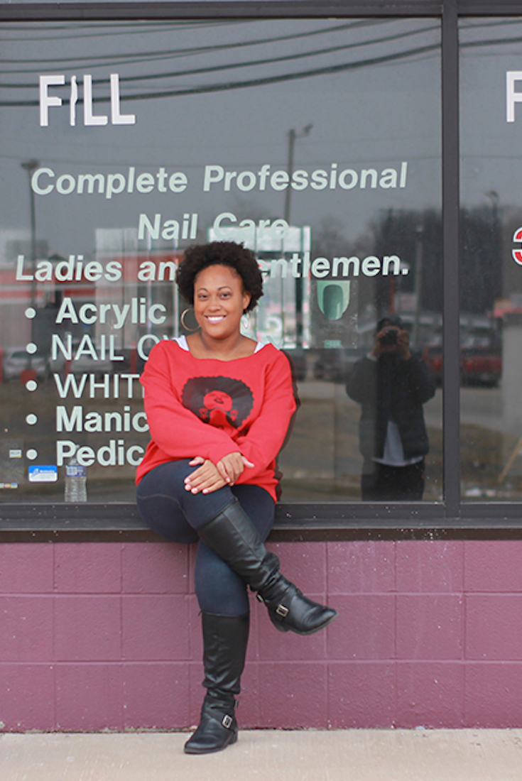 LaTaja Dingle, Royalty Beauty Supply, African American Communities, Black Communities, Black Owned Business, African American Entrepreneurs, Black Entrepreneurs, KOLUMN Magazine, KOLUMN, KINDR'D Magazine, KINDR'D