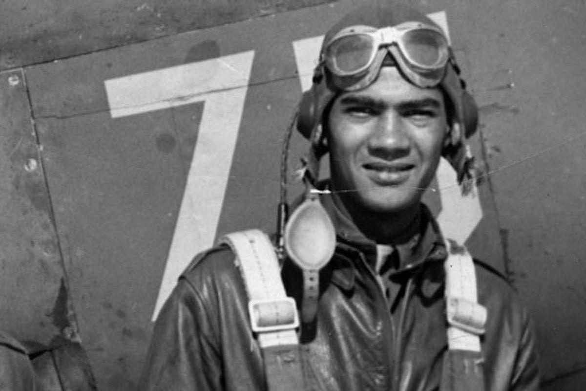 Capt. Lawrence E. Dickson, Tuskegee Airman, African American History, Black History, Tuskegee University, KOLUMN Magazine, KOLUMN
