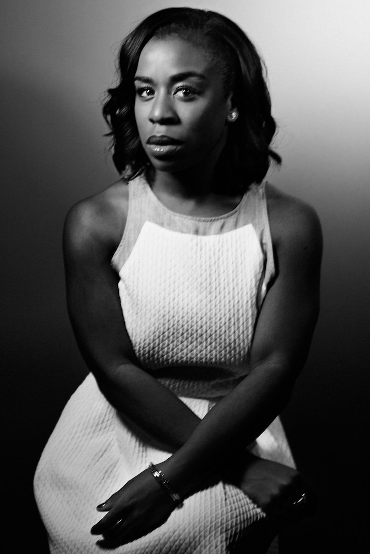 Uzo Aduba, Toni Stone, Basketball, African American Athlete, Black Athlete, African American Actress, Black Actress, African American Theater, Black Theater, KOLUMN Magazine, KOLUMN, KINDR'D Magazine, KINDR'D