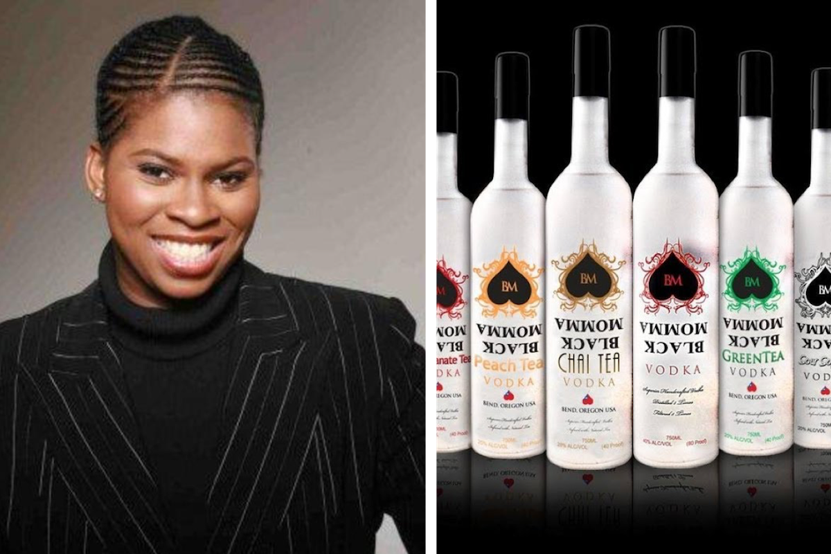 Black Momma Vodka, Vanessa Braxton, African American Business, Black Business, African American Entrepreneur, Black Entrepreneur, Buy Black, KOLUMN Magazine, KOLUMN, KINDR'D Magazine, KINDR'D