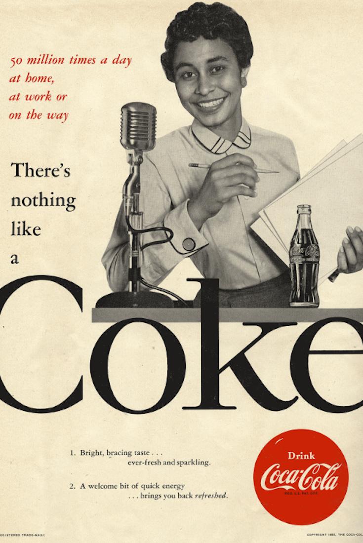 African American History, Black History, Mary Alexander, Coca Cola, KOLUMN Magazine, KOLUMN, KINDR'D Magazine, KINDR'D
