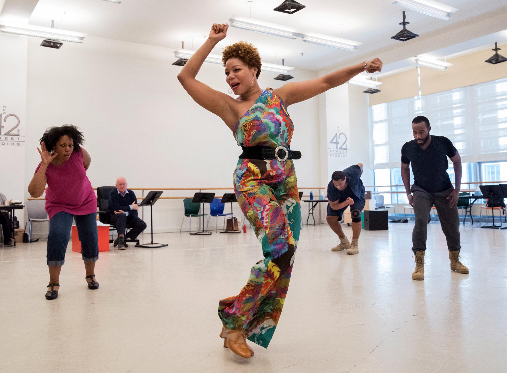 Anika Noni Rose, Carmen Jones, African American Theater, African American Broadway, KOLUMN Magazine, KOLUMN, KINDR'D Magazine, KINDR'D