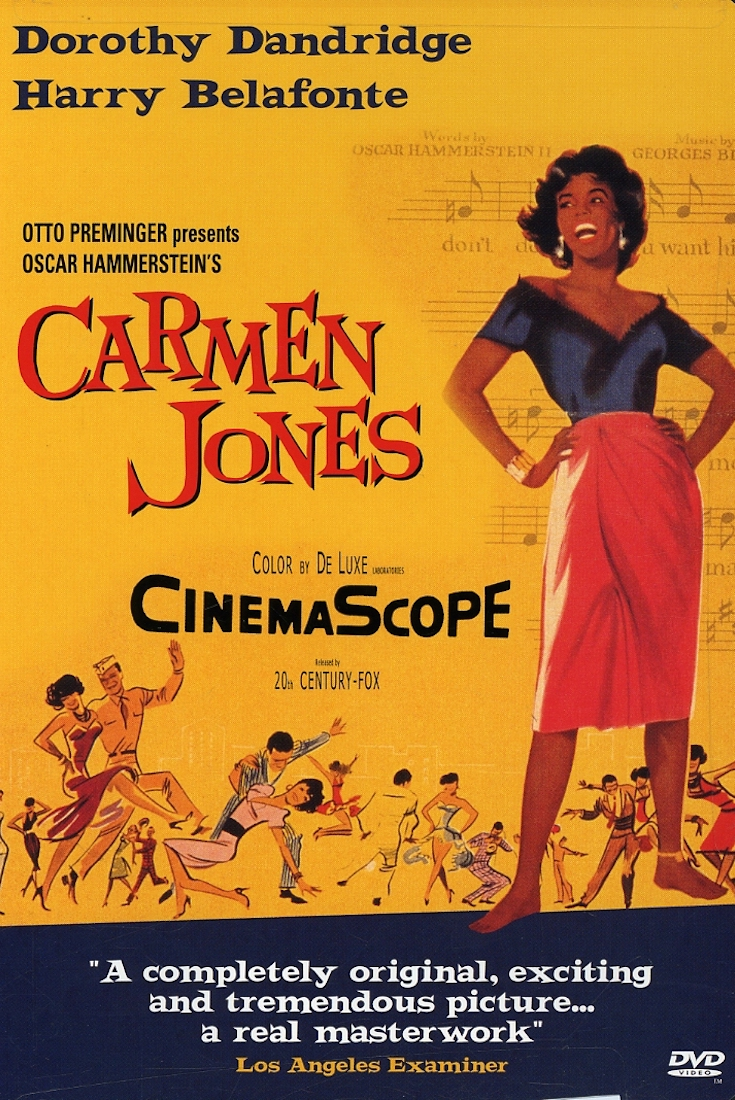 Anika Noni Rose, Carmen Jones, African American Theater, African American Broadway, KOLUMN Magazine, KOLUMN, KINDR'D Magazine, KINDR'D
