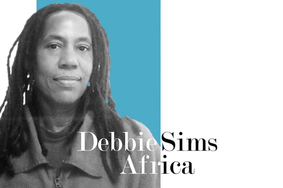 Debbie Sims Africa, Move Nine, African American Activist, Black Activist, KOLUMN Magazine, KOLUMN, KINDR'D Magazine, KINDR'D