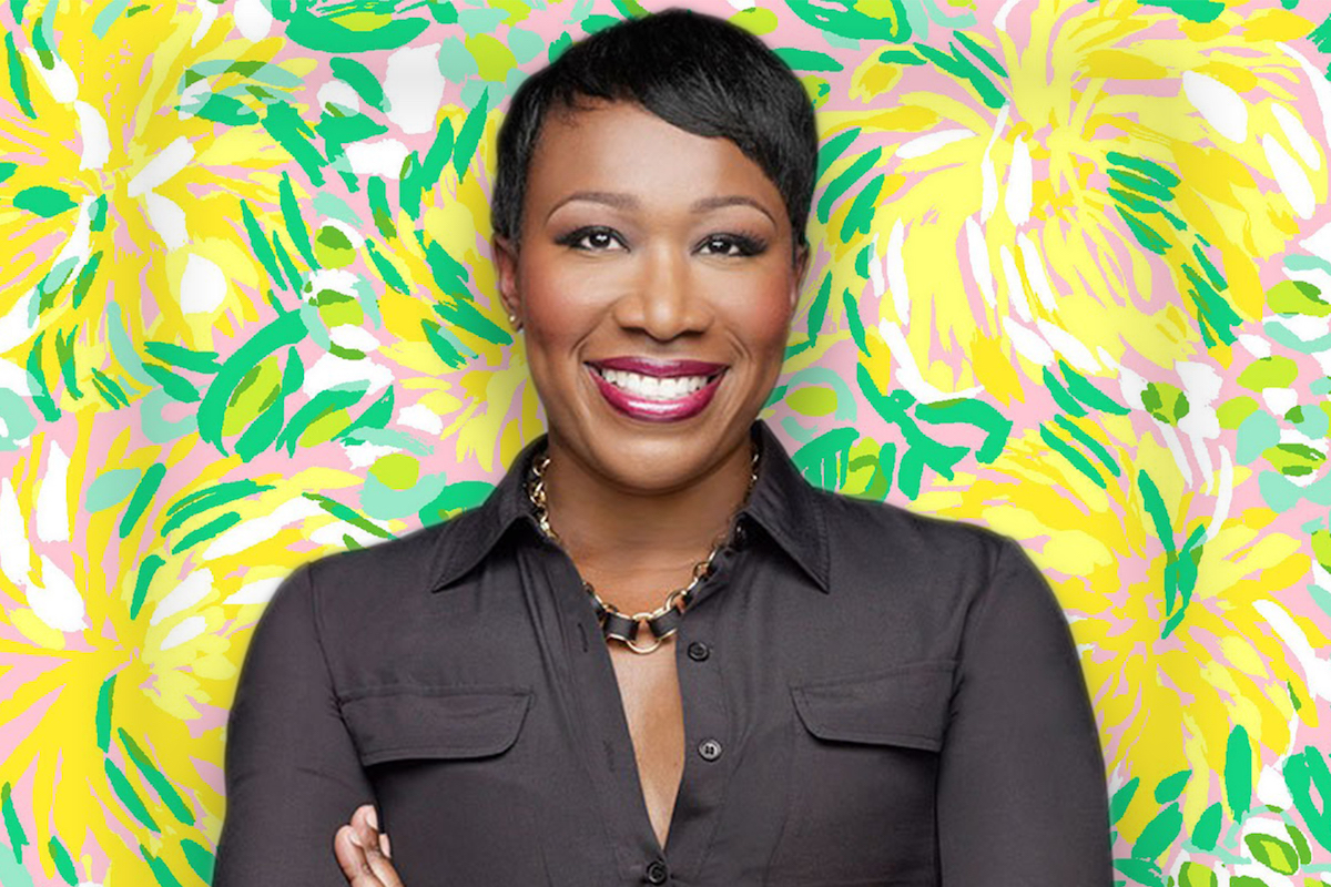 Joy Reid, KOLUMN Magazine, KOLUMN, KINDR'D Magazine, KINDR'D