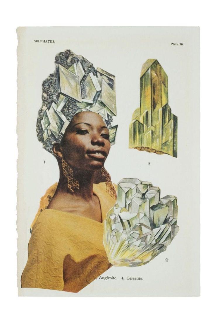 Lorna Simpson, Black Hair, African American Culture, Black Culture, KOLUMN Magazine, KOLUMN, KINDR'D Magazine, KINDR'D