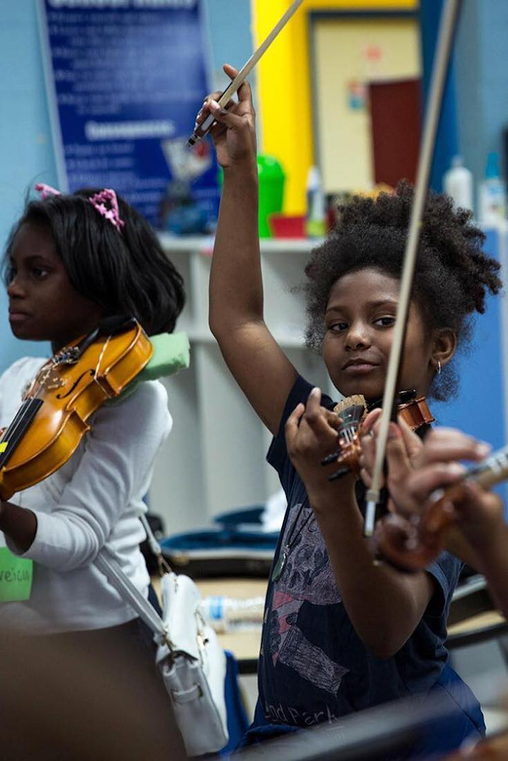 An Orchestra of Hope for Baltimore's Future | AFRO - KOLUMN