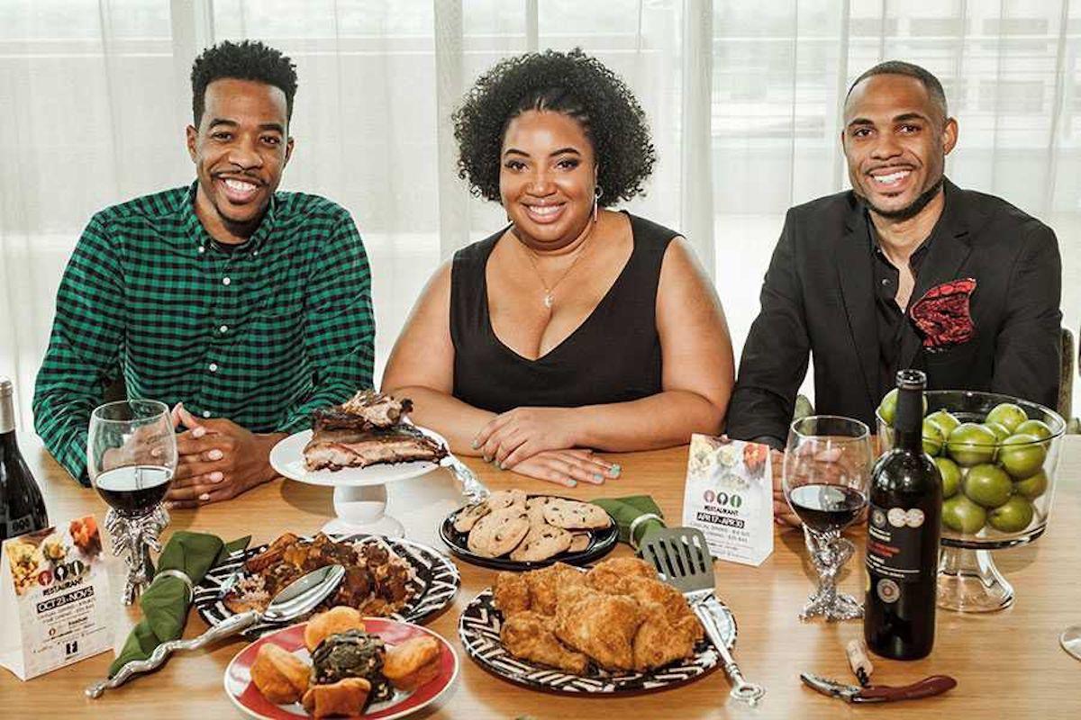 Restaurant Week, Black Restaurant Week, African American Entrepreneur, Black Entrepreneur, African American Restaurant, Black Restaurant, KOLUMN Magazine, KOLUMN, KINDR'D Magazine, KINDR'D