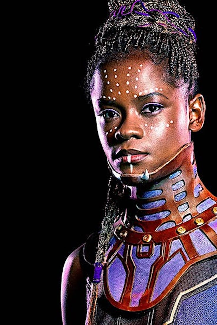 African American Animation, Black Role Models, Black Panther, African American Role Models, Shuri, Letitia Wright, KOLUMN Magazine, KOLUMN, KINDR'D Magazine, KINDR'D