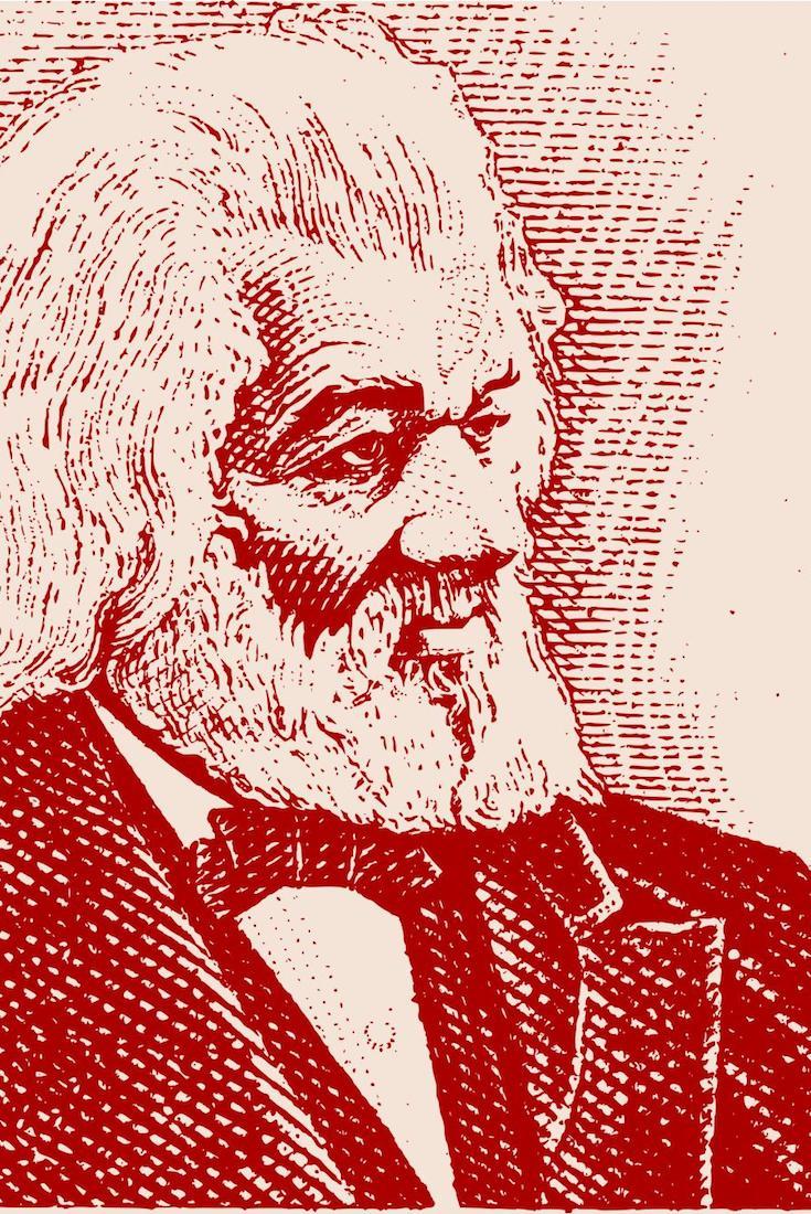 Frederick Douglass, Black History, African American History, KOLUMN Magazine, KOLUMN, KINDR'D History, KINDR'D
