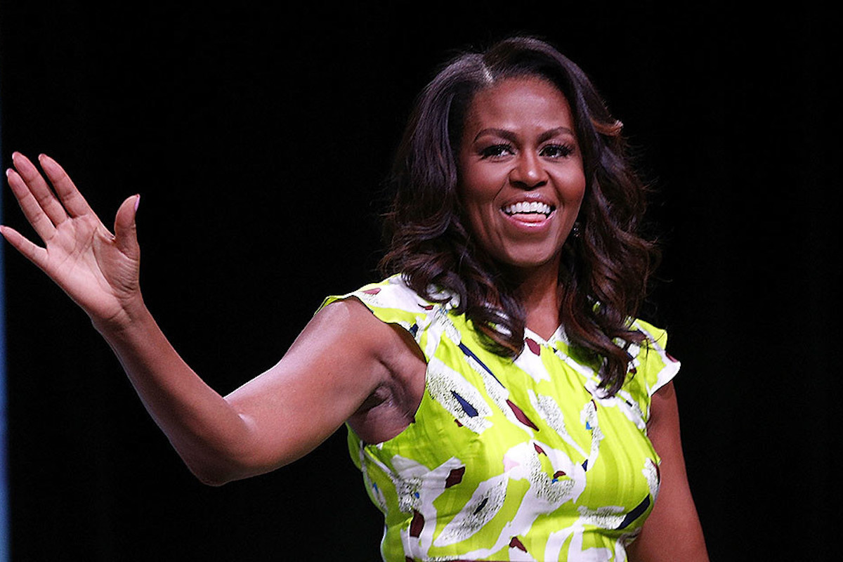 Michelle Obama, Barack Obama, Black Vote, African American Vote, When We All Vote, Democratic Vote, KOLUMN Magazine, KOLUMN, Five Fifths, Willoughby Avenue, KINDR'D Magazine, KINDR'D
