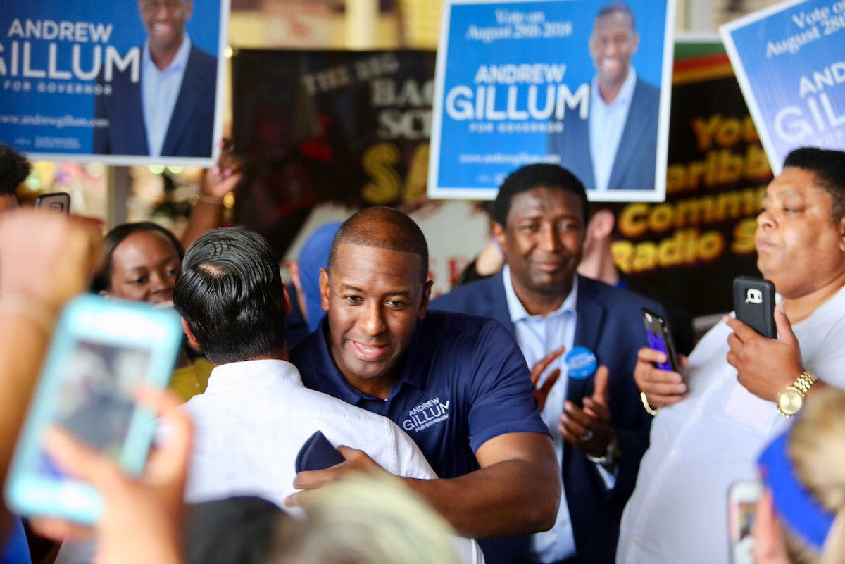 Andrew Gillum, African American Politics, Black Politics, Governor of Florida, KOLUMN Magazine, KOLUMN