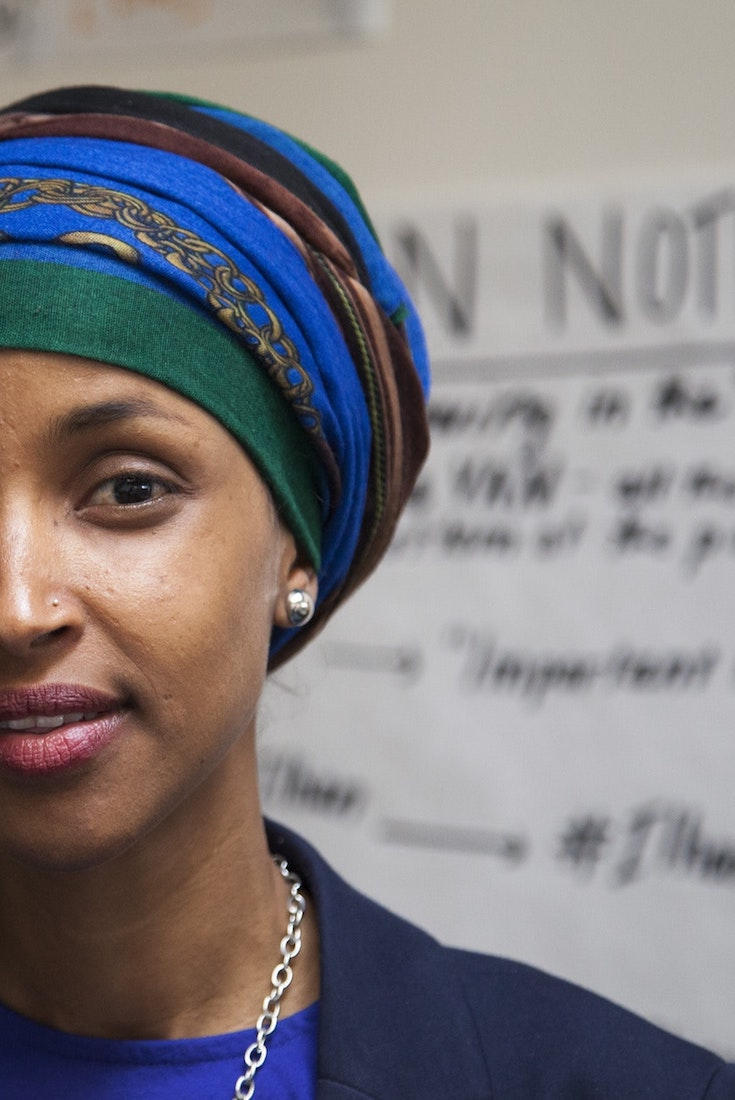 Diversity In Politics, Muslim American, Muslim American Politician, Ilhan Omar, Minnesota Politics, KOLUMN Magazine, KOLUMN, The FIVE FIFTHS, FIVE FIFTHS, KINDR'D Magazine, KINDR'D, Willoughby Avenue