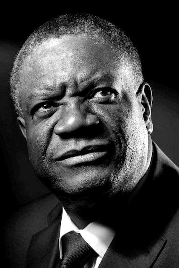 Nobel Prize, Denis Mukwege, Doctor Miracle, KOLUMN Magazine, KOLUMN