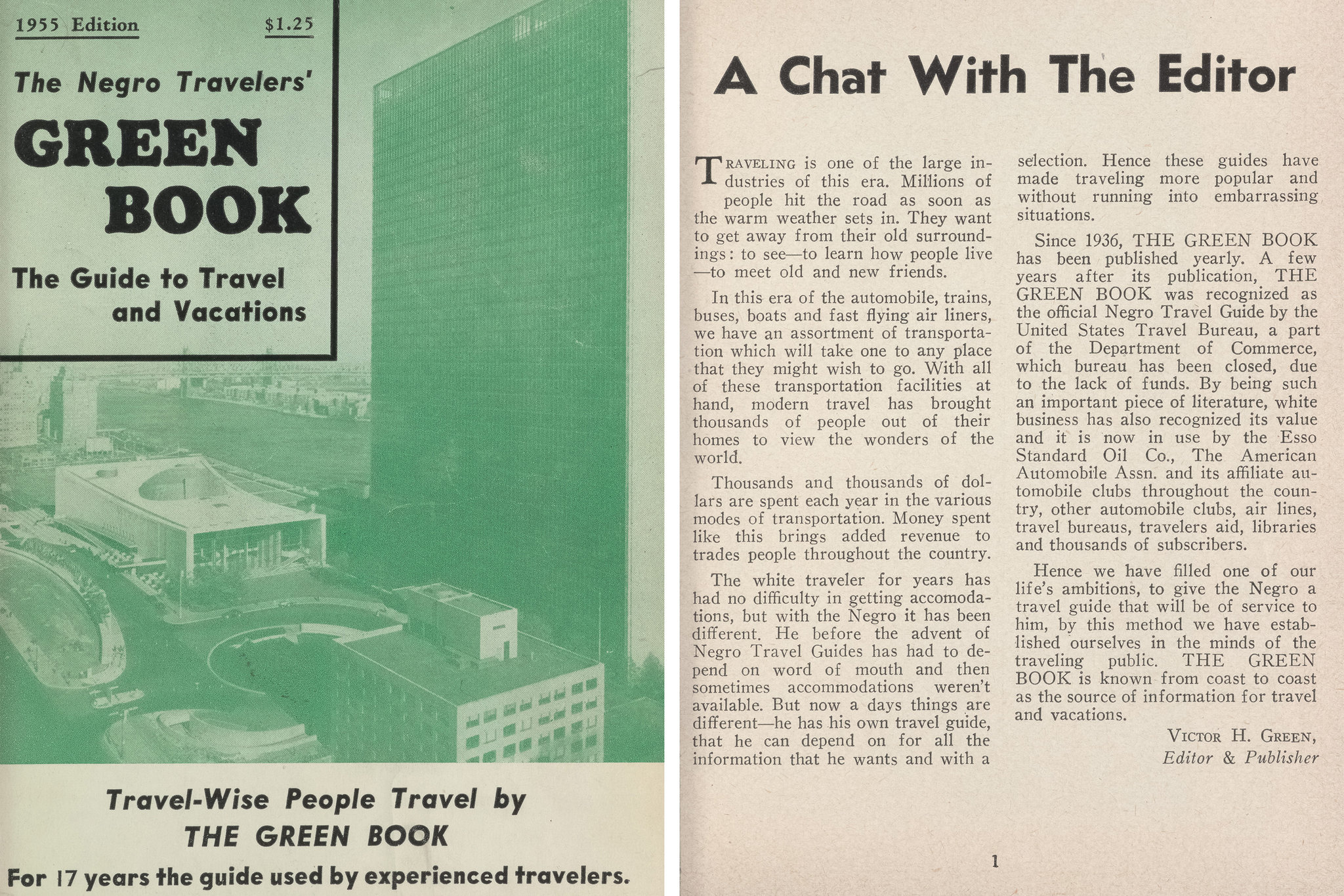 African American History, Black History, The Green Book, Green Book, Racism, KOLUMN Magazine, KOLUMN, Willoughby Avenue