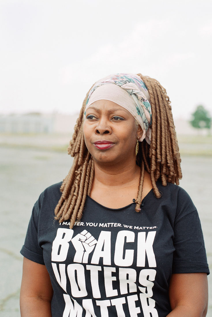 LaTosha R. Brown, African American Vote, Black Voter, African American Politics, Black Politics, The FIVE FIFTHS, KOLUMN Magazine, KOLUMN, Willoughby Avenue