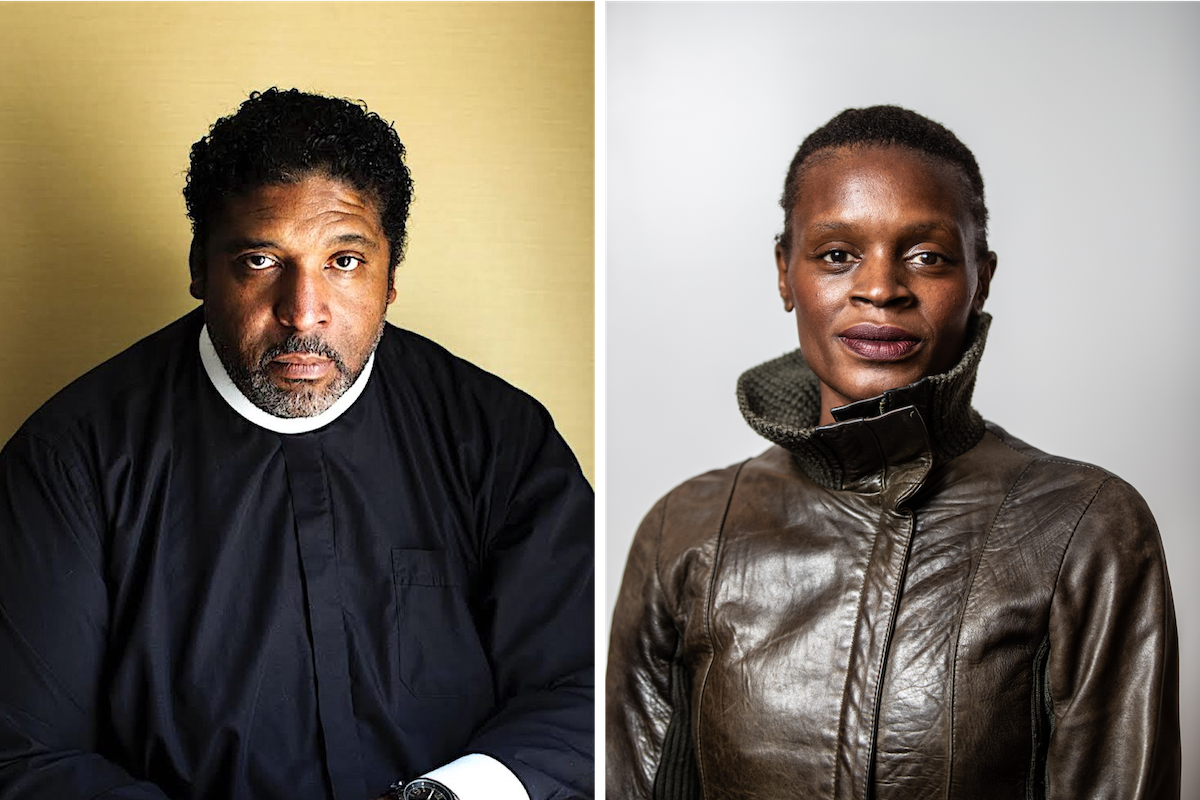 Rev. Dr. William Barber II, Okwui Okpokwasili, MacArthur 'Genius' Awards, KOLUMN Magazine, KOLUMN