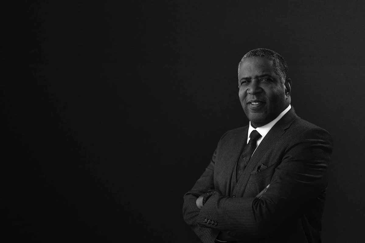 Robert F. Smith, African American Billionaire, Black Billionaire, African American Wealth, Black Wealth, KOLUMN Magazine, KOLUMN, Willoughby Avenue, WRIIT, TRYB,