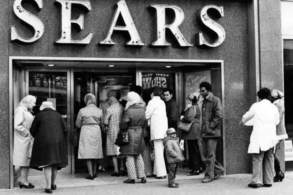 Sears, African American Communities, African American Economy, KOLUMN Magazine, KOLUMN