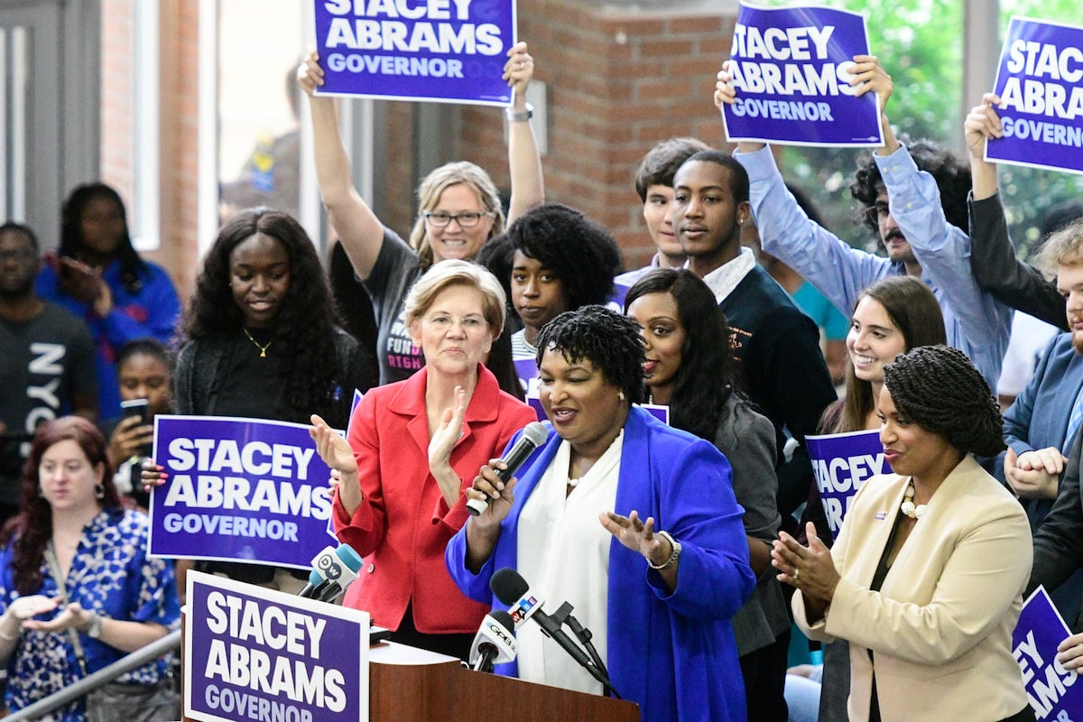 Georgia Politics, Race, Racism, African American Vote, Black Vote, KOLUMN Magazine, KOLUMN, Stacey Abrams