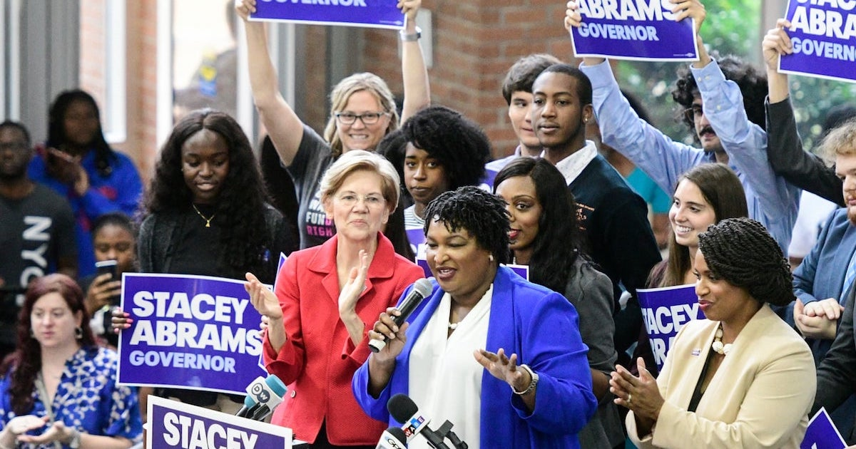 Georgia Politics, Race, Racism, African American Vote, Black Vote, KOLUMN Magazine, KOLUMN, Stacey Abrams