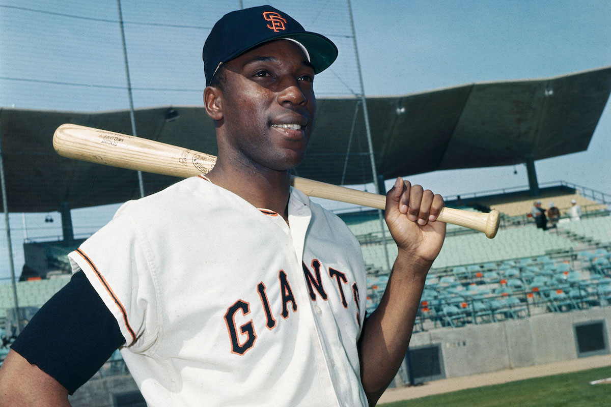 Willie McCovey, African American Athlete, Black Athlete, Hall of Famer, KOLUMN Magazine, KOLUMN, Willoughby Avenue