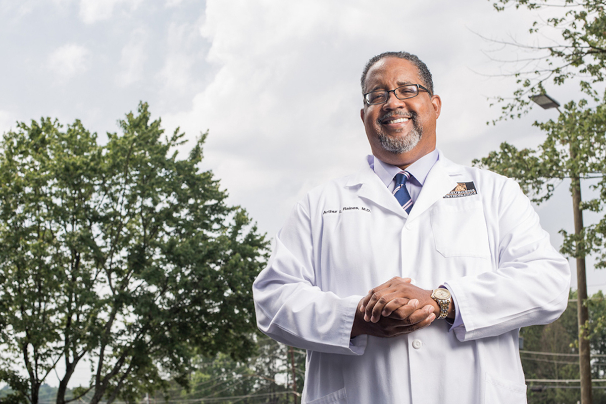 Black Doctors, African American Doctors, Black Physicians, African American Physicians, KINDR'D Magazine, KINDR'D, KOLUMN Magazine, KOLUMN, Willoughby Avenue