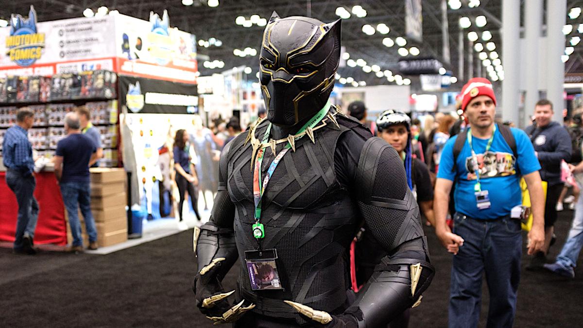 Black Creatives, Black Comics, New York Comic Con, Comic Con, KINDR'D Magazine, KINDR'D, KOLUMN Magazine, KOLUMN, Willoughby Avenue