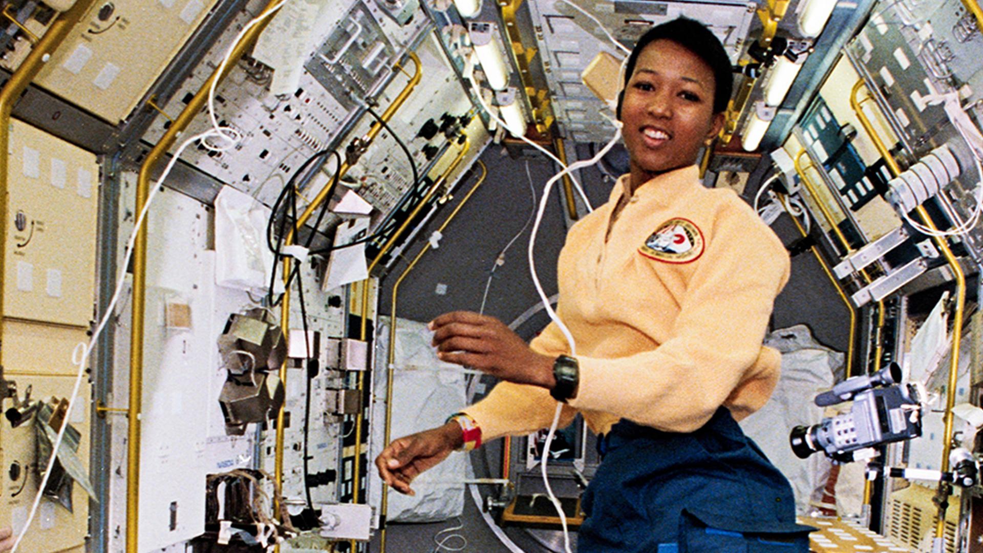 Astronaut Mae Jemison, Mae Jemison, KINDR'D Magazine, KINDR'D, KOLUMN Magazine, KOLUMN, Willoughby Avenue