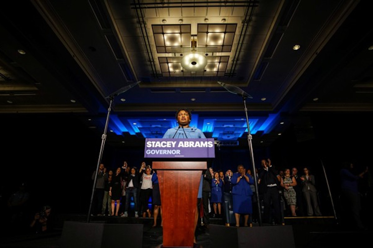 Stacey Abrams, African American Vote, Black Vote, African American Politics, Black Politics, The FIVE FIFTHS, TheFIVEFIFTHS, KOLUMN Magazine, KOLUMN, Willoughby Avenue