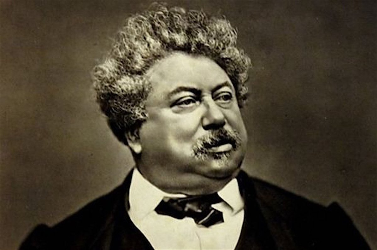 Alexandre Dumas, The Count of Monte Cristo, The Three Musketeers, Black Authors, KINDR'D Magazine, KINDR'D, KOLUMN Magazine, KOLUMN