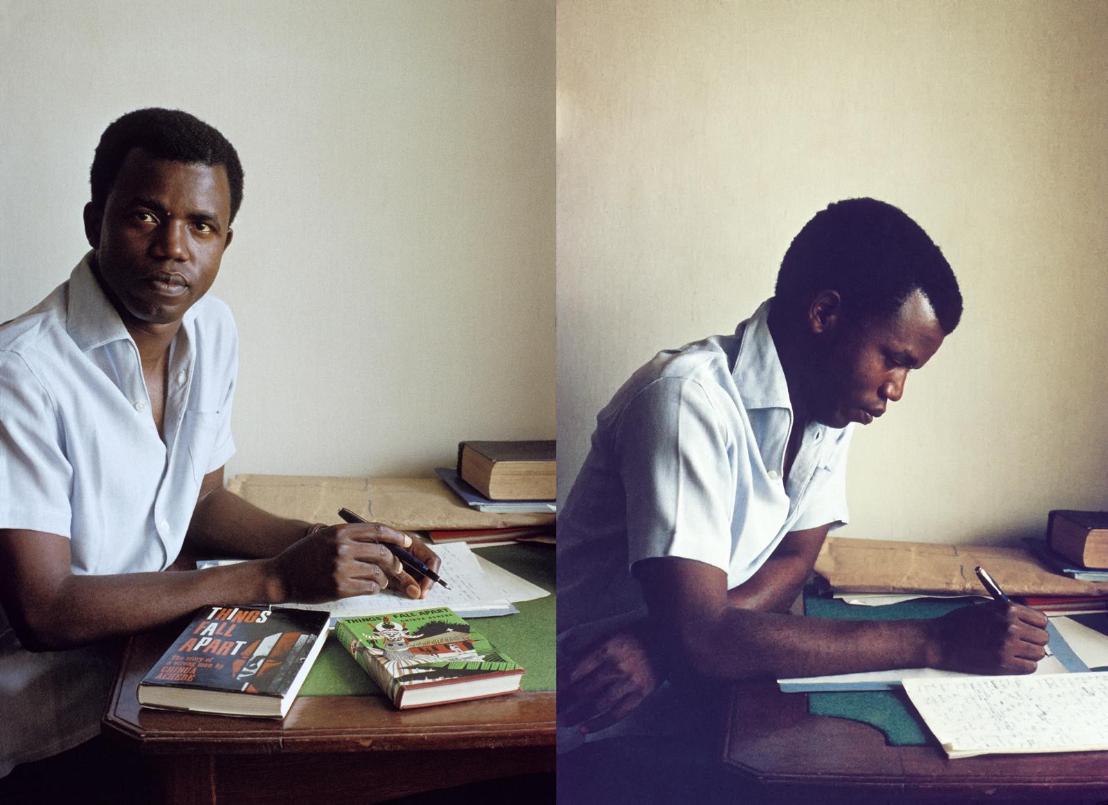 Chinua Achebe, African Author, Black Author, Things Fall Apart, KINDR'D Magazine, KINDR'D, KOLUMN Magazine, KOLUMN, KINDR'D Magazine, KINDR'D, Willoughby Avenue