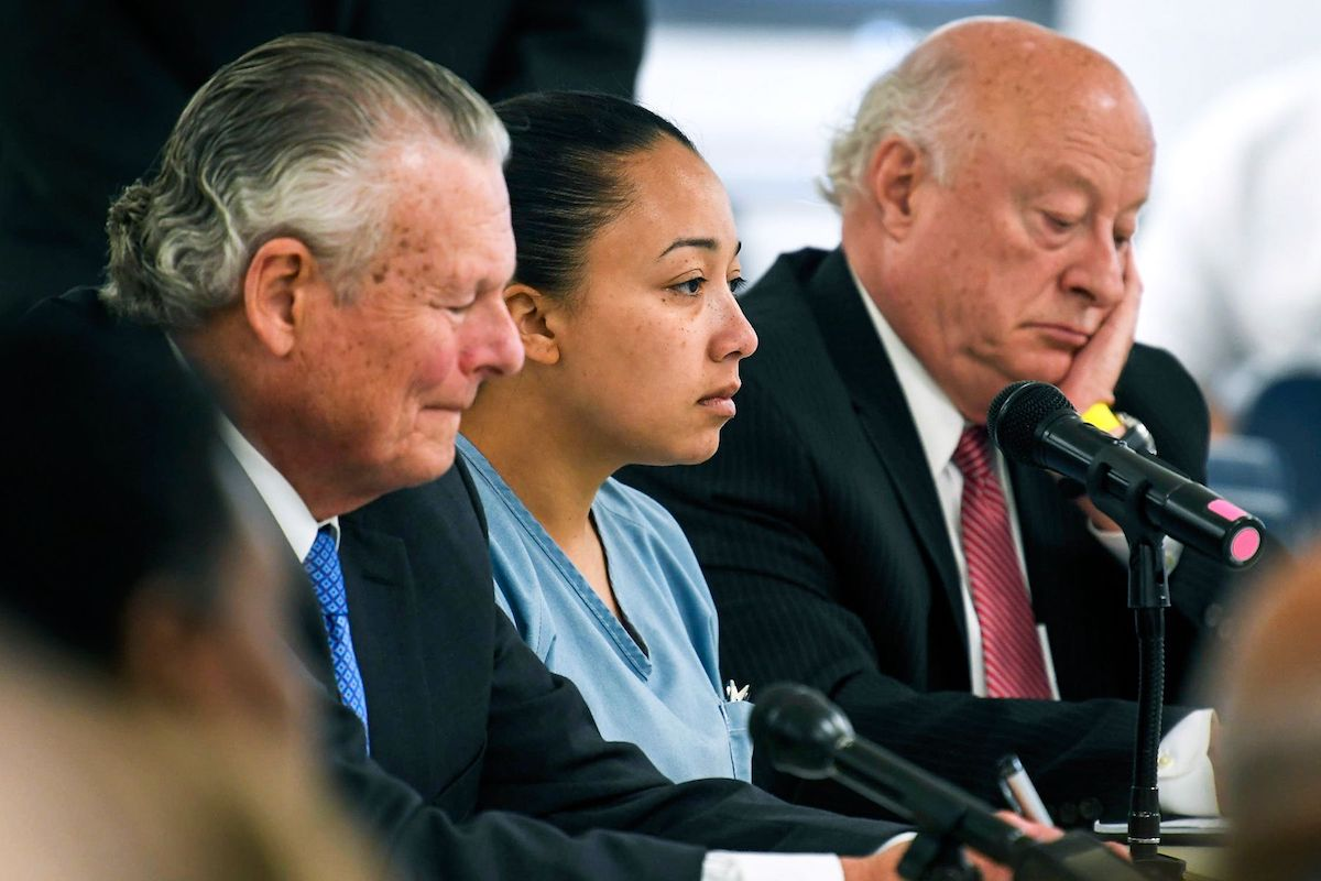 Cyntoia Brown, Cyntoia Brown Case, Criminal Justice Reform, KOLUMN Magazine, KOLUMN, KINDR'D Magazine, KINDR'D, Willoughby Avenue