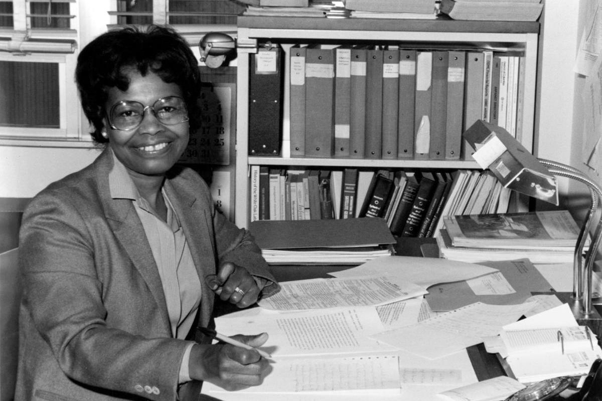 Gladys West, Hidden Figures, African American Scientist, African American History, Black Scientist, Black History, KOLUMN Magazine, KOLUMN, KINDR'D Magazine, KINDR'D, Willoughby Avenue
