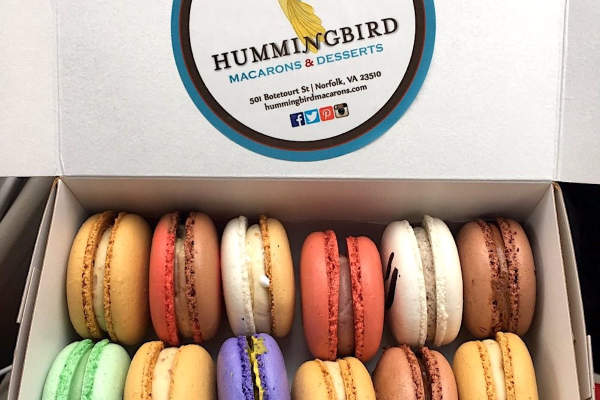 Hummingbird Macarons & Desserts, Kisha Frazier, African American Entrepreneur, Black Entrepreneur, Black Business, Black Owned, Business, Black Owned, KOLUMN Magazine, KOLUMN, KINDR'D Magazine, KINDR'D, Willoughby Avenue