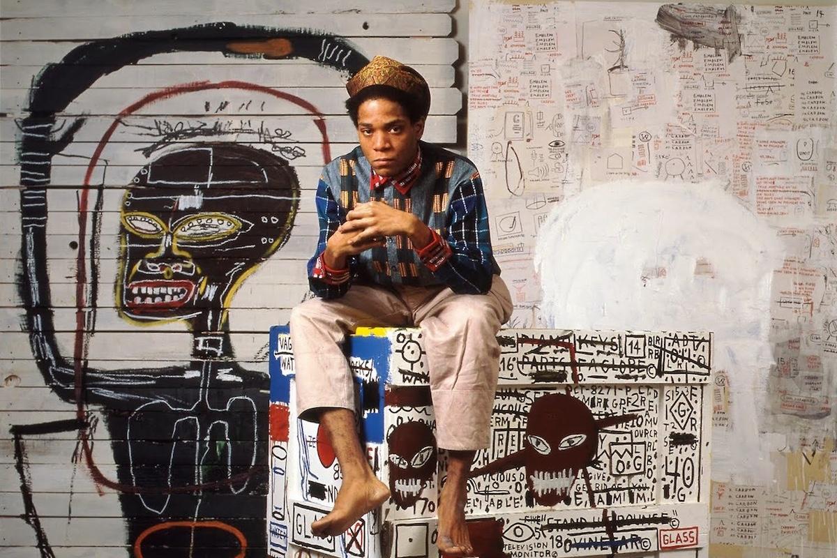 Jean-Michel Basquiat, African American Art, Black Art, African American Artist, Black Artist, KOLUMN Magazine, KOLUMN, KINDR'D Magazine, KINDR'D, Willoughby Avenue