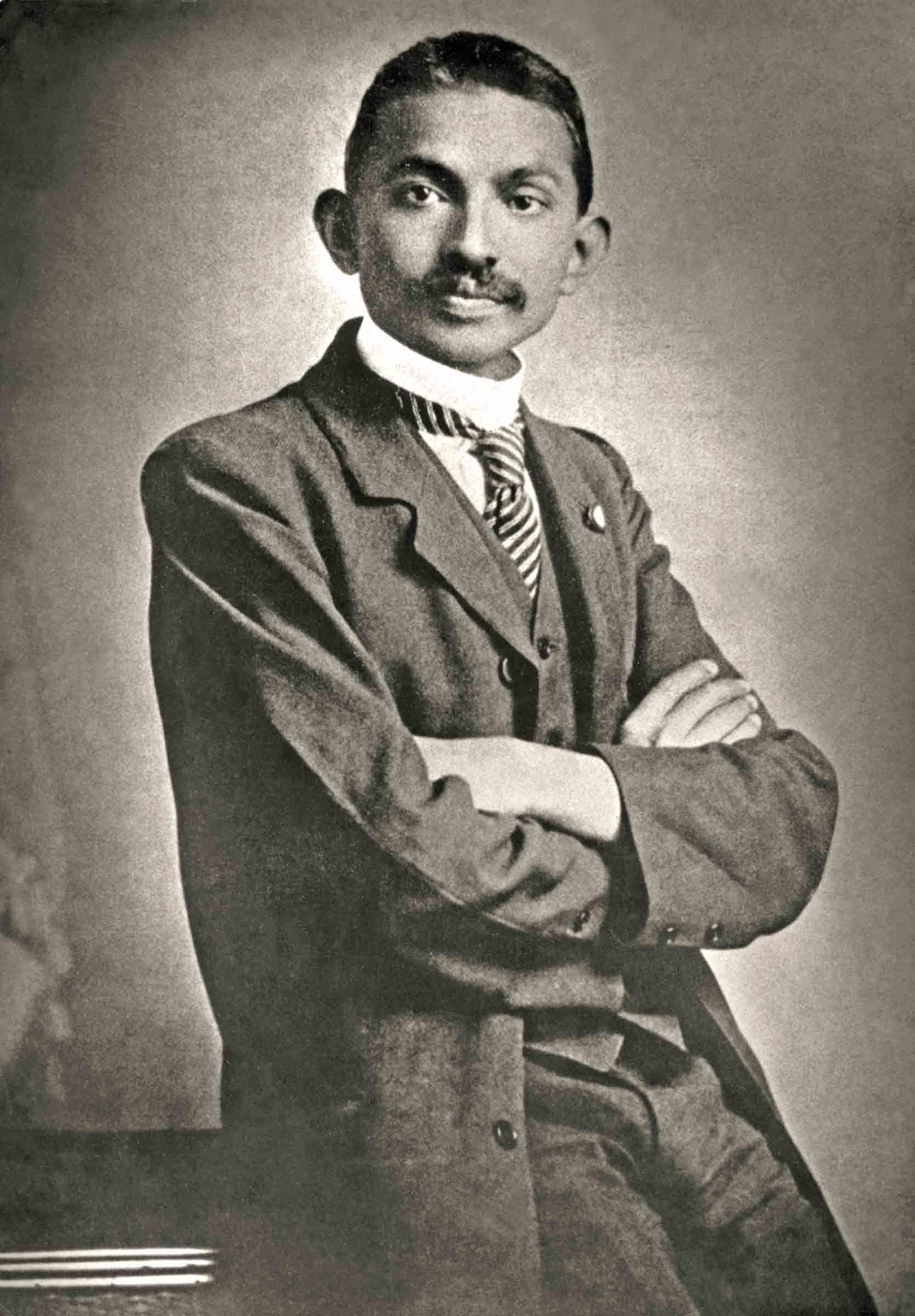 Mahatma Gandhi, African History, Gandhi Racist, India Racism, KOLUMN Magazine, KOLUMN, KINDR'D Magazine, KINDR'D, Willoughby Avenue