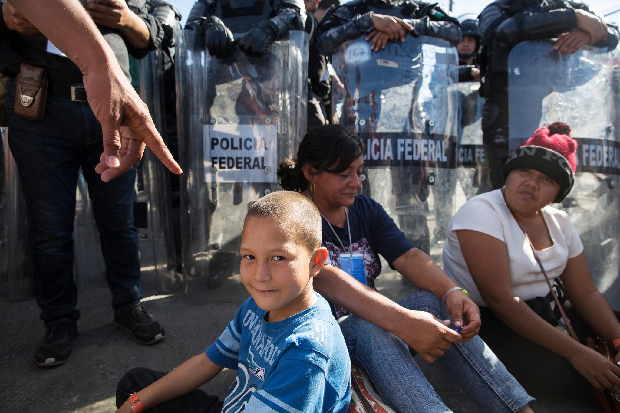 South American Migrants, Caravan, Central American Migrants, Immigration Policy, U.S. Immigration Policy, Mexican Caravan, KOLUMN Magazine, KOLUMN, KINDR'D Magazine, KINDR'D, Willoughby Avenue