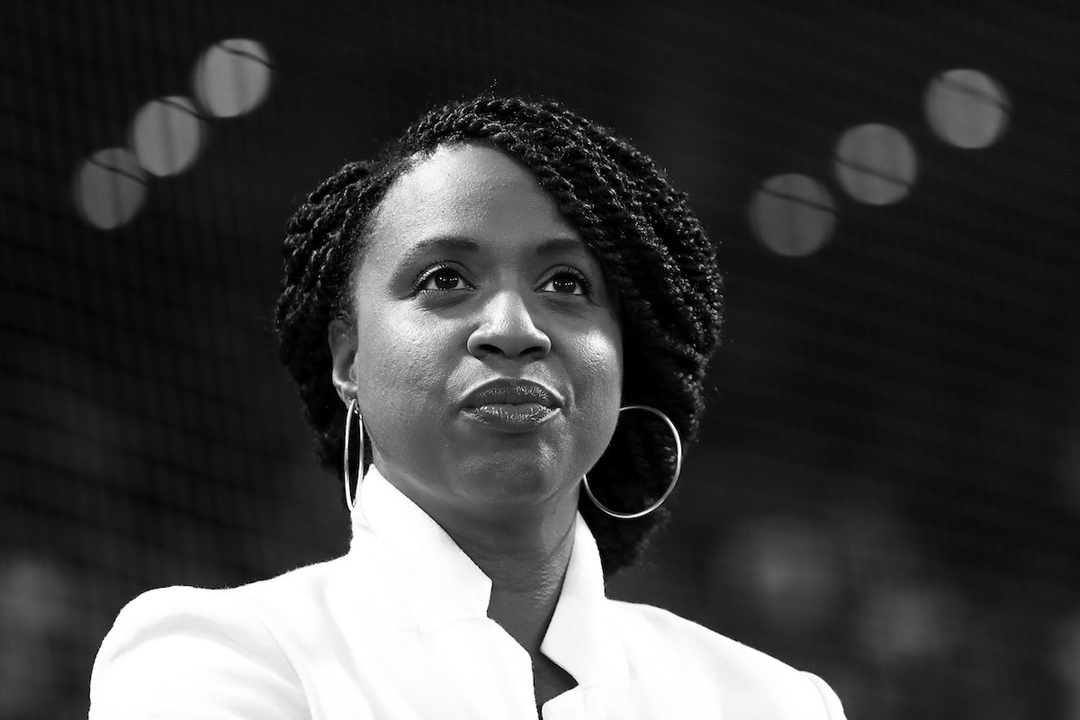 Ayanna Pressley, Kamala Harris, African American Politics, Black Politics, African American Vote, Black Vote, KOLUMN Magazine, KOLUMN, KINDR'D Magazine, KINDR'D, Willoughby Avenue, The FIVE FIFTHS, WRIIT,