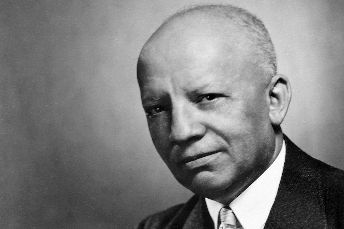African American History, Black History, Black History Month, Carter G. Woodson, KOLUMN Magazine, KOLUMN, KINDRD'D Magazine, KINDR'D, Willoughby Avenue, WRIIT,