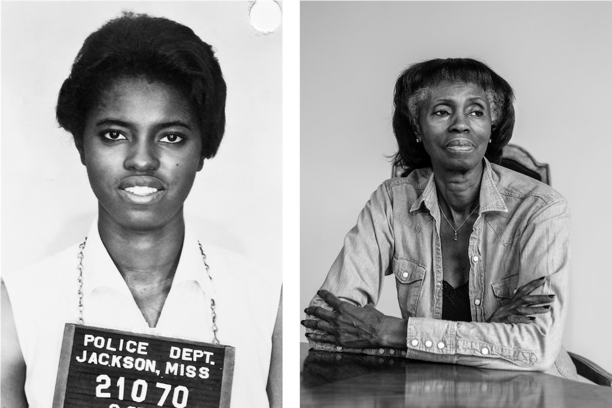 Gloria Bouknight, Luvaghn Brown, Black Activist, African American Activist, African American Vote, Black Vote, Freedom Riders, African American History, Civil Rights, U.s. Civil Rights, Black History, KOLUMN Magazine, KOLUMN, Willoughby Avenue