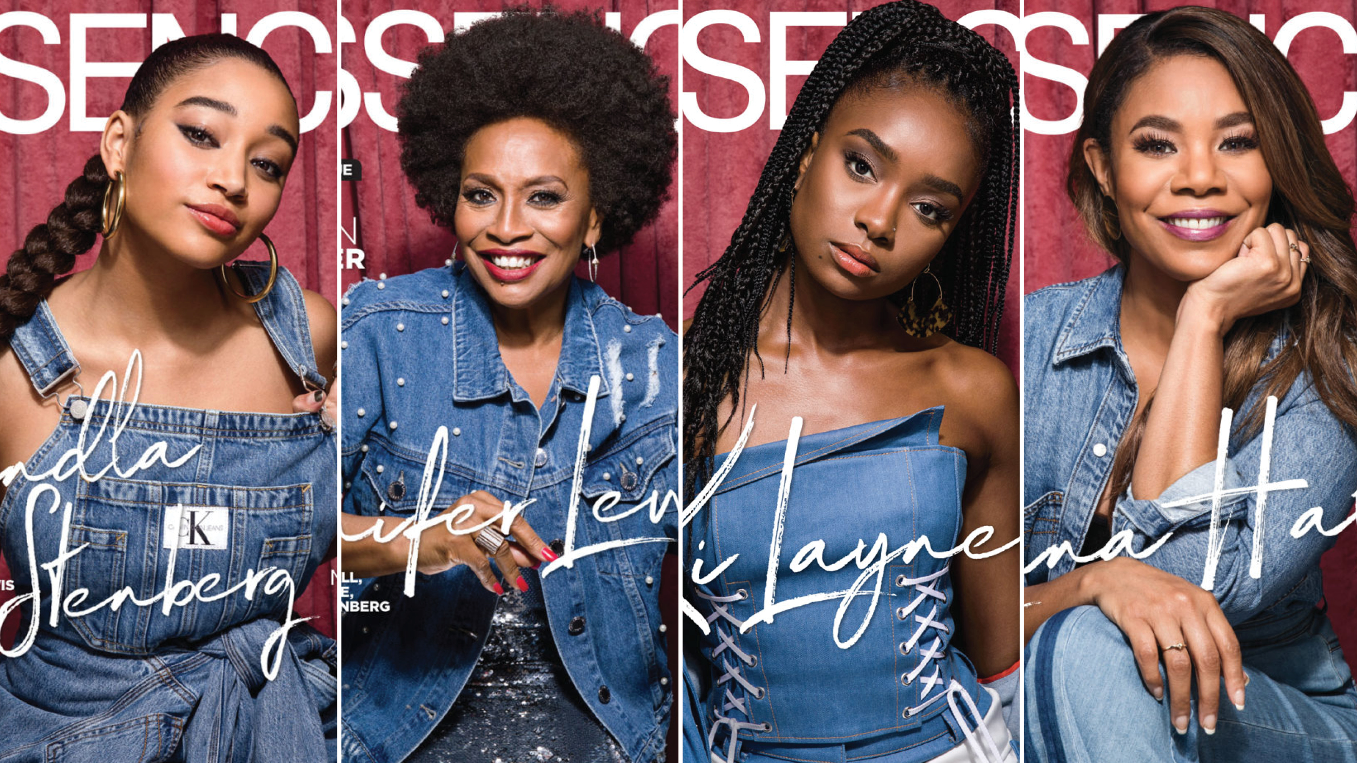 African American Women, Black Women, Black Girls Rock, Black Excellence, Regina Hall, KiKi Layne, Jenifer Lewis, Amandla Stenberg, KOLUMN Magazine, KOLUMN, KINDR'D Magazine, KINDR'D, Willoughby Avenue,