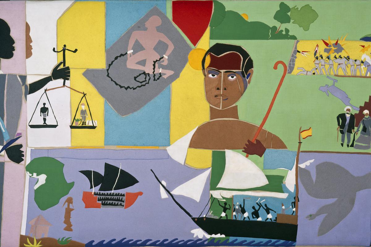 Black Art, African American Art, Romare Bearden, KOLUMN Magazine, KOLUMN, KINDR'D Magazine, KINDR'D, Willoughby Avenue, WRIIT,