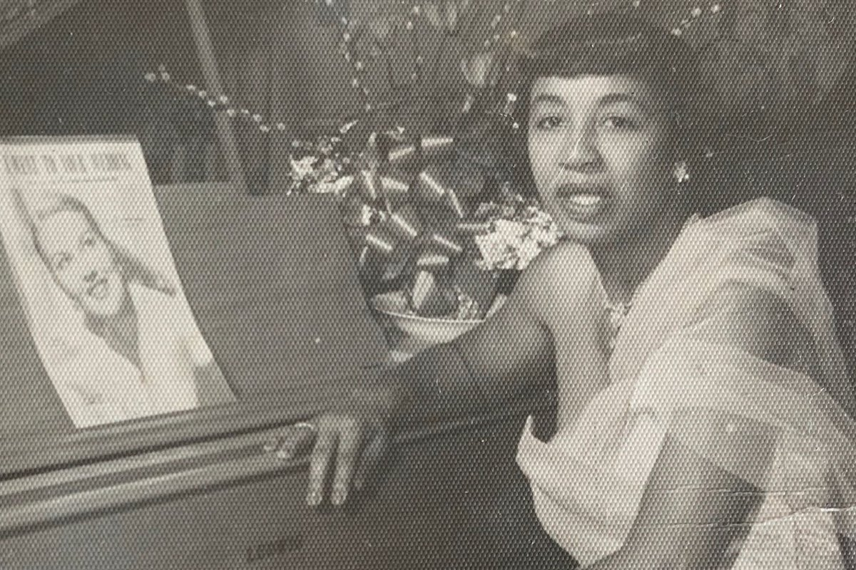 Jessie Mae Robinson, Let's Have A Party, African American Music, African American History, Black History, Black History Month, KOLUMN Magazine, KOLUMN, KINDRD'D Magazine, KINDR'D, Willoughby Avenue, WRIIT,