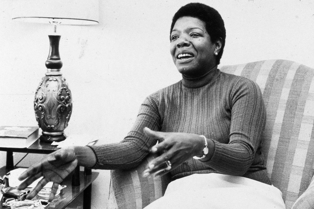 Maya Angelou, African American History, Black History, U.S. History, KOLUMN Magazine, KOLUMN, KINDR'D Magazine, KINDR'D, Willoughby Avenue, WRIIT,
