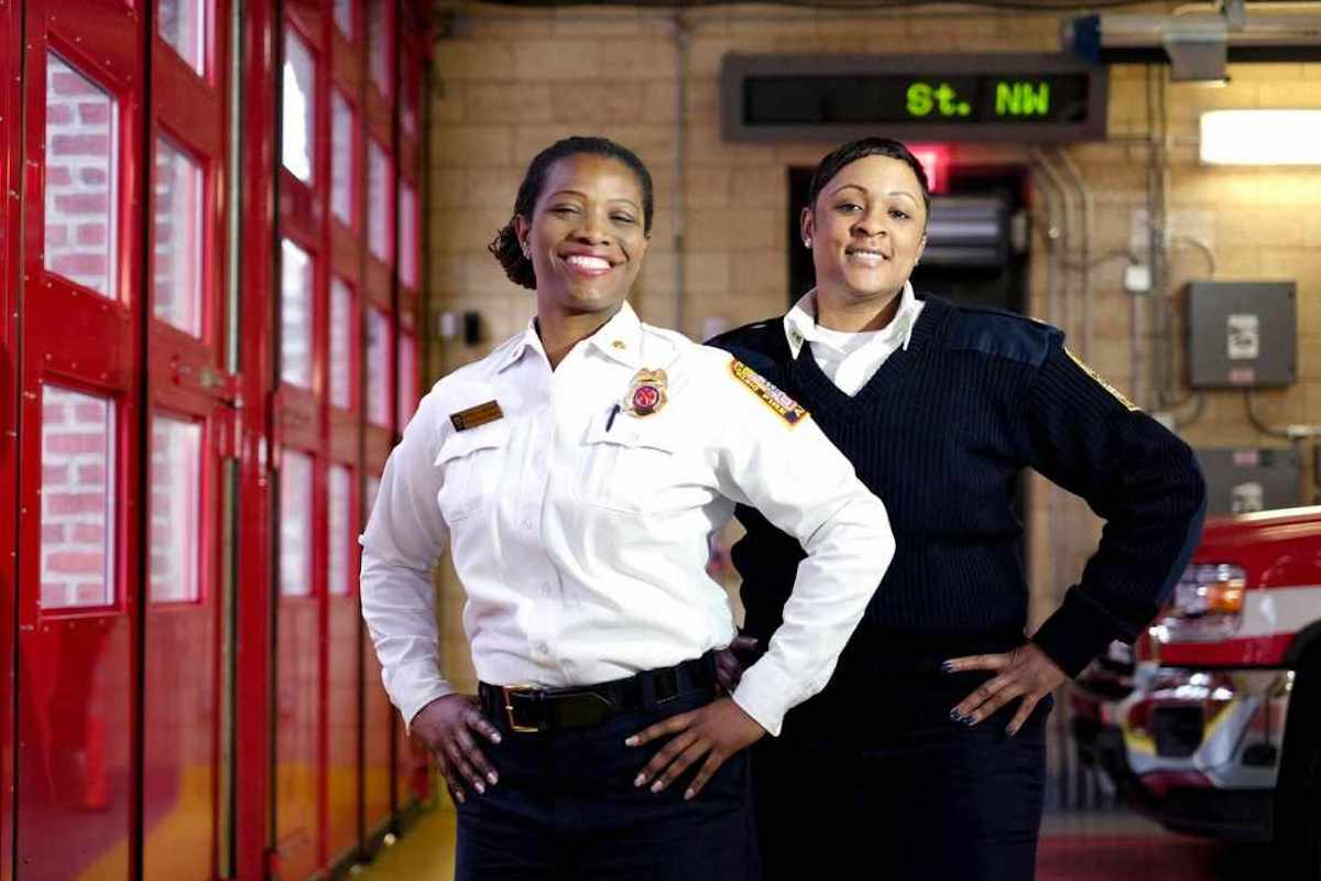 Queen Anunay, Kishia Clemencia, African American History, Black History, Black Fire Fighters, African American Fire Fighters, KOLUMN Magazine, KOLUMN, KINDR'D Magazine, KINDR'D, Willoughby Avenue, WRIIT,